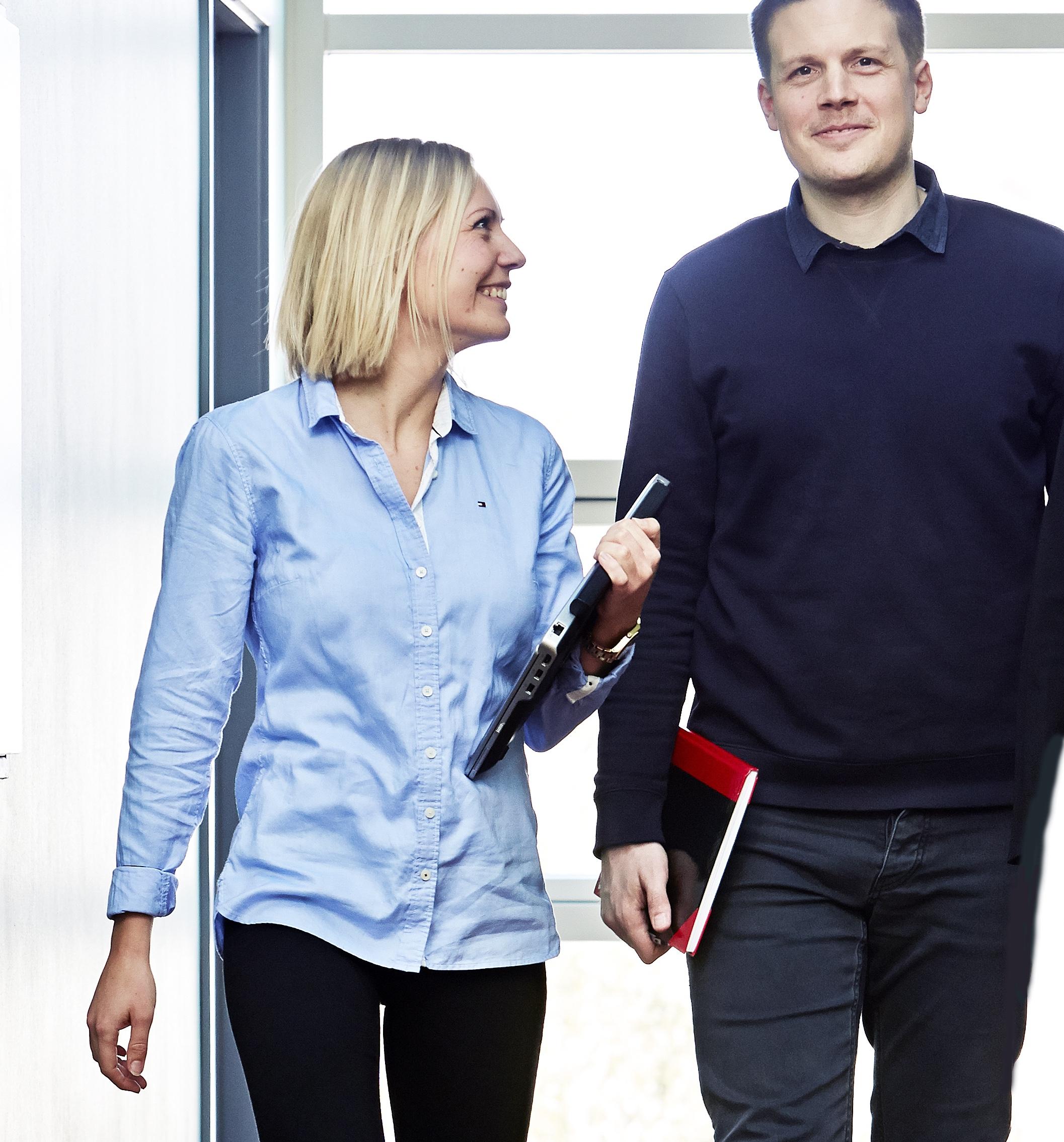 Kamilla Matzen, 31 år, produktchef for Langelænder